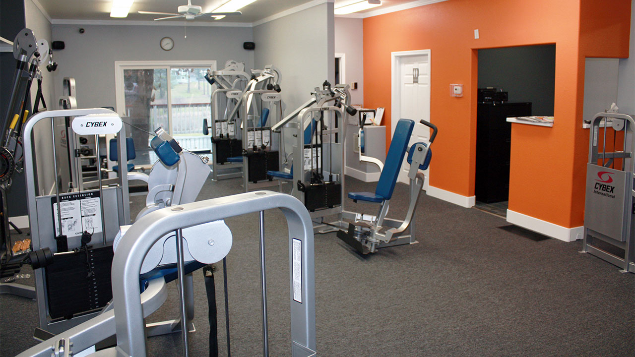 Clubhouse Fitness Grass Valley Gym Pic 2