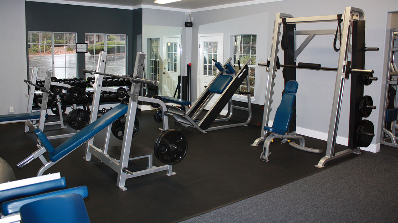 Clubhouse Fitness Grass Valley Gym Pic 3