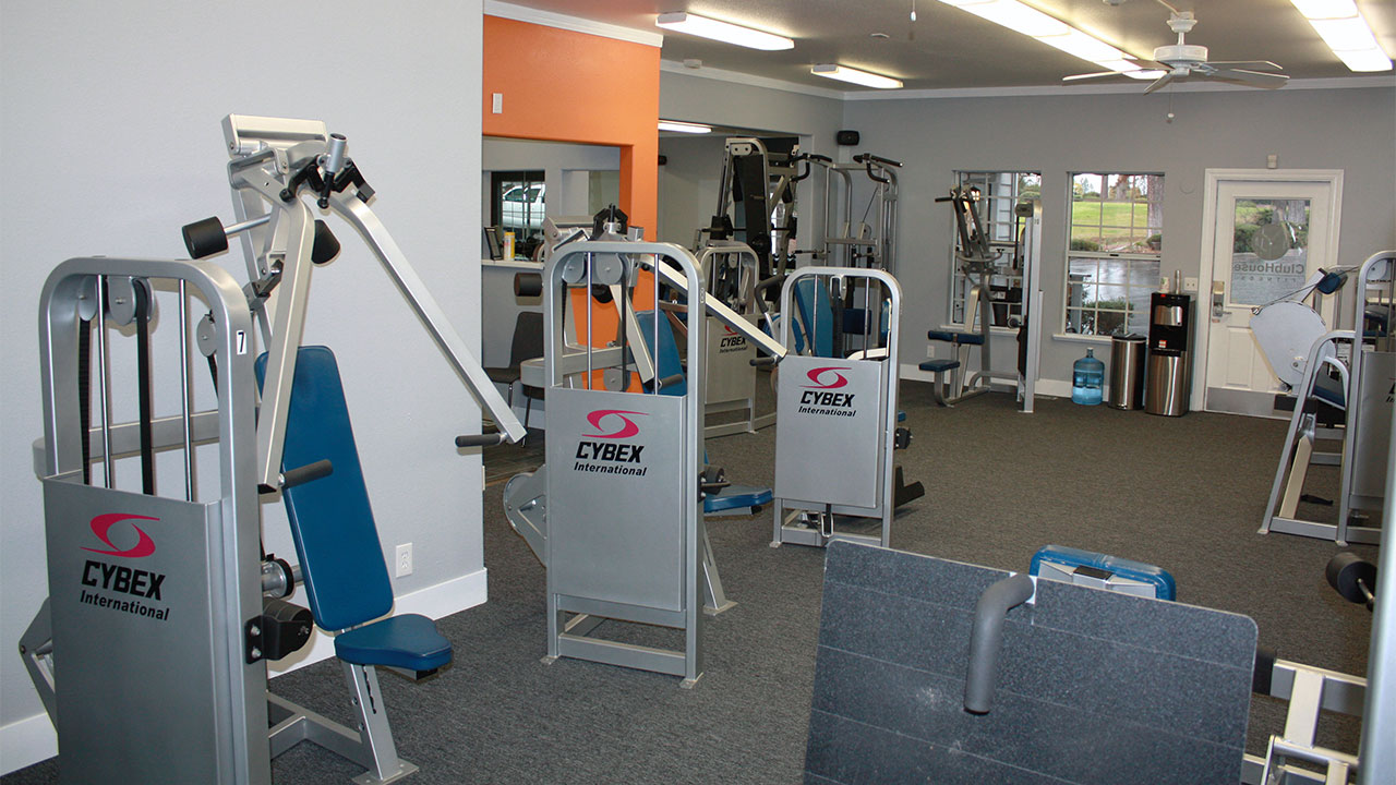 Clubhouse Fitness Grass Valley Gym Pic 4