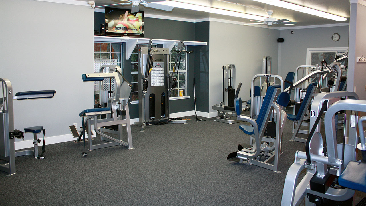 Clubhouse Fitness Grass Valley Gym Pic 5