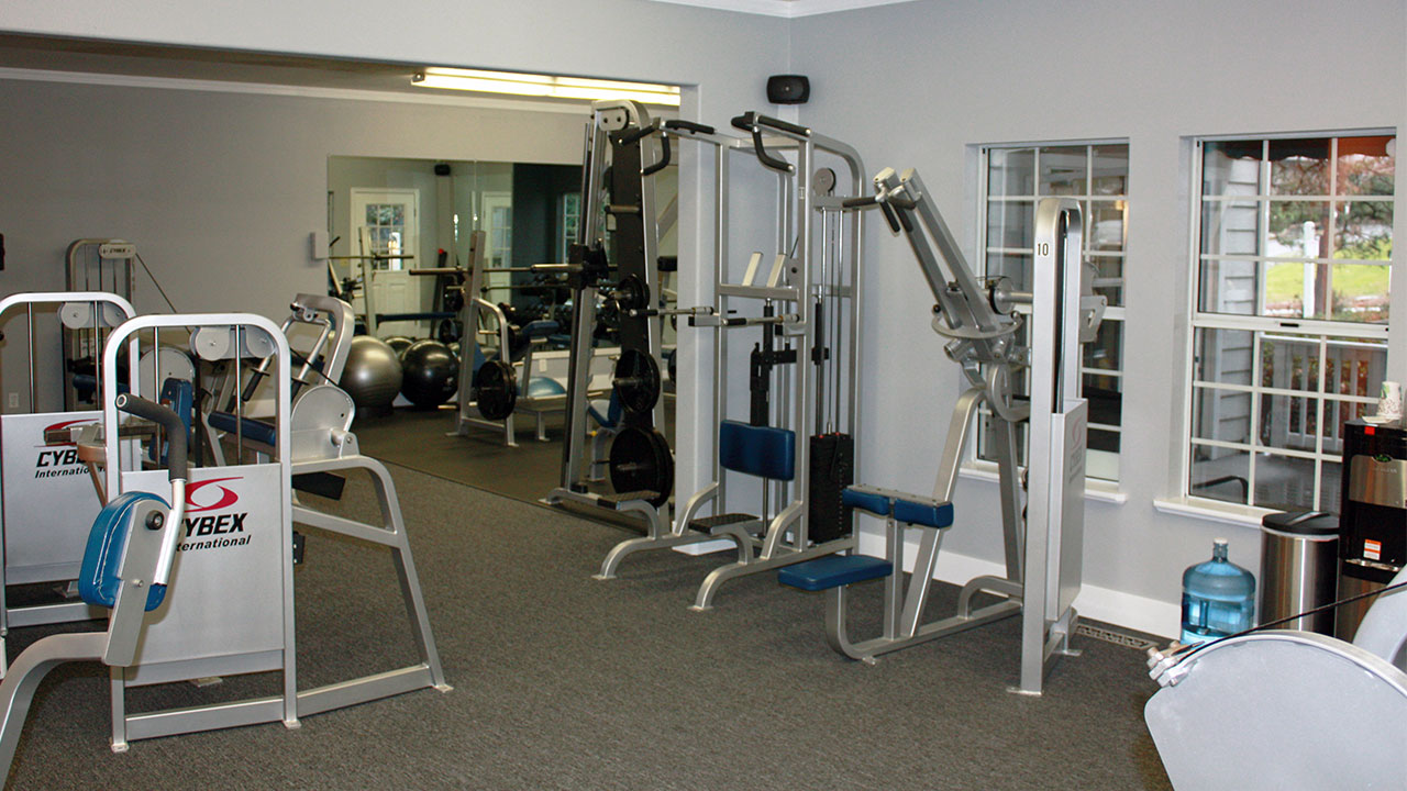 Clubhouse Fitness Grass Valley Gym Pic 6